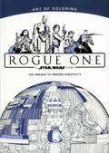 Art of Coloring Rogue One A Star Wars Story SC (2016 Disney Editions) 1-1ST