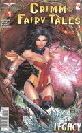 Grimm Fairy Tales (2016 2nd Series) 1D