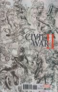 Civil War II (2016 Marvel) 8D