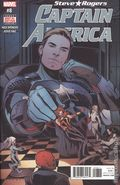 Captain America Steve Rogers (2016) 8A