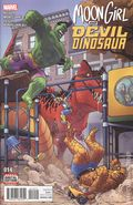 Moon Girl and Devil Dinosaur (2015) 14A