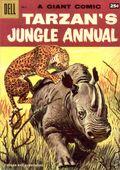 Dell Giant Tarzan's Jungle Annual (1952) 6B