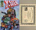 X-Men (1991 1st Series) 100HDFSIGNED
