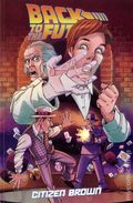 Back to the Future Citizen Brown TPB (2017 IDW) 1-1ST