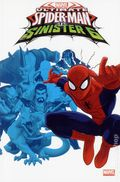 Marvel Universe Ultimate Spider-Man vs. The Sinister Six TPB (2017 Marvel Digest) 1-1ST