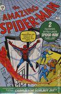 Amazing Spider-Man (1999) German Fascimile Edition 1