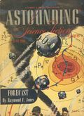 Astounding Science Fiction (1938-1960 Street and Smith) Pulp Vol. 37 #4