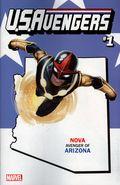 U.S. Avengers (2016 Marvel) 1AZ