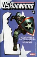 U.S. Avengers (2016 Marvel) 1DE