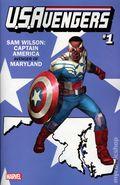 U.S. Avengers (2016 Marvel) 1MD