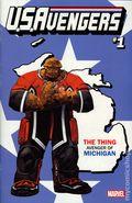 U.S. Avengers (2016 Marvel) 1MI