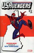 U.S. Avengers (2016 Marvel) 1NH