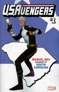 U.S. Avengers (2016 Marvel) 1SC