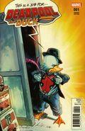 Deadpool the Duck (2016 Marvel) 1B