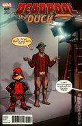 Deadpool the Duck (2016 Marvel) 1C