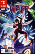 Unstoppable Wasp (2016 Marvel) 1A
