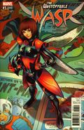 Unstoppable Wasp (2016 Marvel) 1B