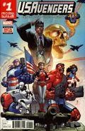 U.S. Avengers (2016 Marvel) 1A