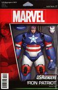 U.S. Avengers (2016 Marvel) 1E