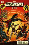 U.S. Avengers (2016 Marvel) 1F