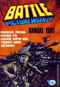 Battle Picture Weekly Annual HC (1975-1988 IPC) Battle Action Force/Battle Annual #1981