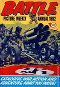 Battle Picture Weekly Annual HC (1975-1988 IPC) Battle Action Force/Battle Annual #1982