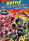 Battle Picture Weekly Annual HC (1975-1988 IPC) Battle Action Force/Battle Annual #1987