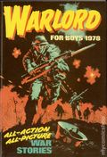 Warlord Book for Boys HC (1976-1990 D. C. Thomson & Co.) Warlord For Boys #1978