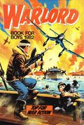 Warlord Book for Boys HC (1976-1990 D. C. Thomson & Co.) Warlord For Boys #1982