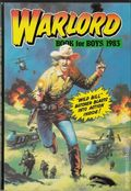 Warlord Book for Boys HC (1976-1990 D. C. Thomson & Co.) Warlord For Boys #1983