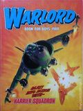 Warlord Book for Boys HC (1976-1990 D. C. Thomson & Co.) Warlord For Boys #1988