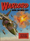 Warlord Book for Boys HC (1976-1990 D. C. Thomson & Co.) Warlord For Boys #1991