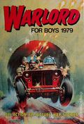 Warlord Book for Boys HC (1976-1990 D. C. Thomson & Co.) Warlord For Boys #1979