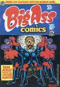 Big Ass Comics (1969-1971) #1, 5th Printing