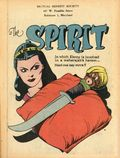 Spirit Weekly Newspaper Comic (1940-1952) Jan 28 1945