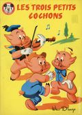 Three Little Pigs (1962) French Albums Filmès J Series 23