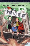 DC Comics Secret Hero Society: Fort Solitude HC (2017 Scholastic) 1-1ST