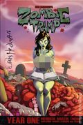 Zombie Tramp HC (2016 Action Lab) Deluxe Edition 1BS-1ST