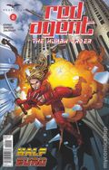 Red Agent Human Order (2016 Zenescope) 2A