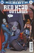 Red Hood and the Outlaws (2016) 6A