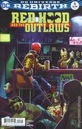 Red Hood and the Outlaws (2016) 6B