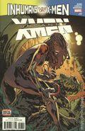 Uncanny X-Men (2016 4th Series) 17A