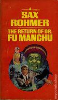 Return of Dr. Fu Manchu PB (1961 Pyramid Novel) 1-REP