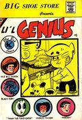 Lil Genius (Blue Bird Comics 1959-1964 Charlton) 1