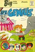 Lil Genius (Blue Bird Comics 1959-1964 Charlton) 6
