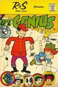 Lil Genius (Blue Bird Comics 1959-1964 Charlton) 8