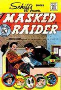 Masked Raider (Blue Bird Comics 1959-1964 Charlton) 10
