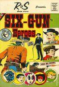 Six-Gun Heroes (Blue Bird Comics 1959-1964 Charlton) 6