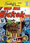Wild Bill Hickok (Blue Bird Comics 1959-1964 Charlton) 3