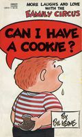 Family Circus Can I Have A Cookie? PB (1973 Fawcett/Gold Medal) 1-REP